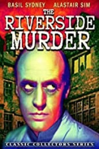 The Riverside Murder Poster