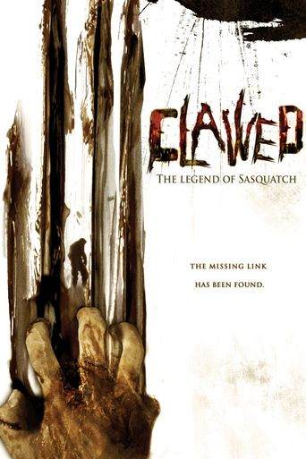 Clawed: The Legend of Sasquatch Poster