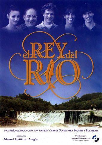El rey del río Poster