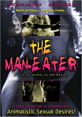 The Man-Eater Poster
