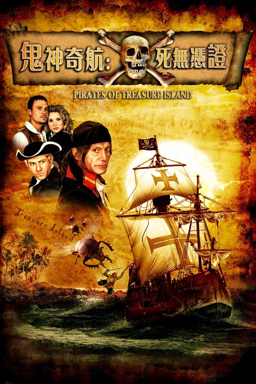 Pirates of Treasure Island Poster