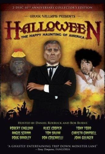 Halloween... The Happy Haunting of America Poster