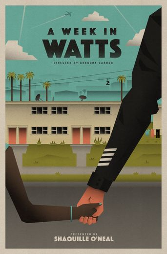 A Week in Watts Poster