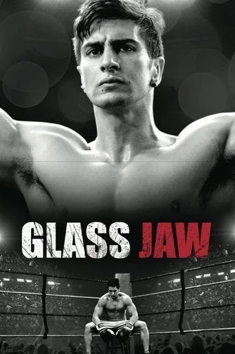 Glass Jaw Poster