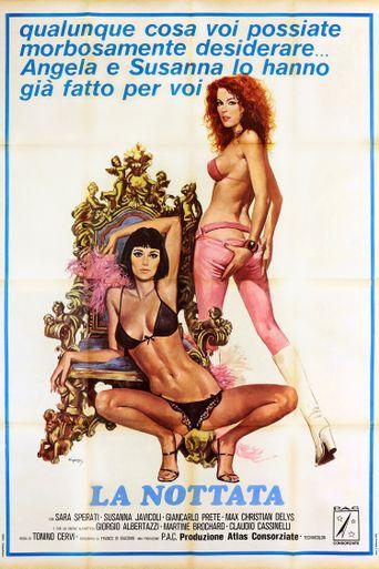 La nottata Poster