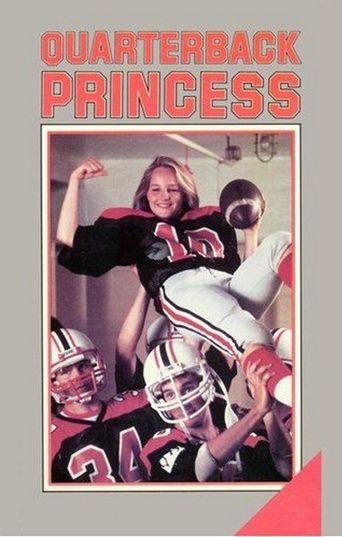 Quarterback Princess Poster