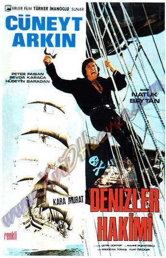 Kara Murat: Denizler Hakimi Poster