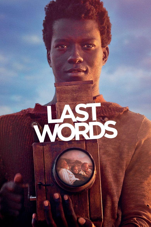 Last Words Poster