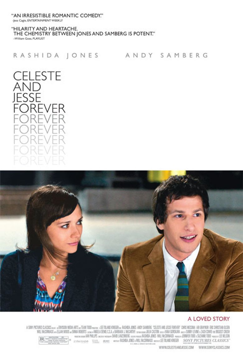 Image result for Celeste And Jesse Forever, 2012