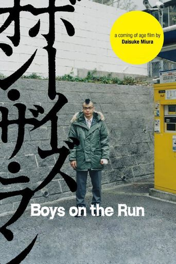 Boys on the Run Poster