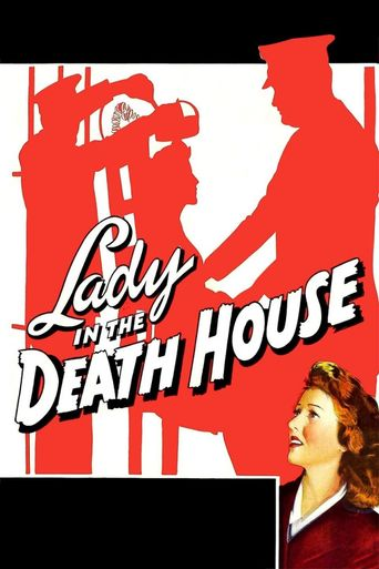Lady in the Death House Poster