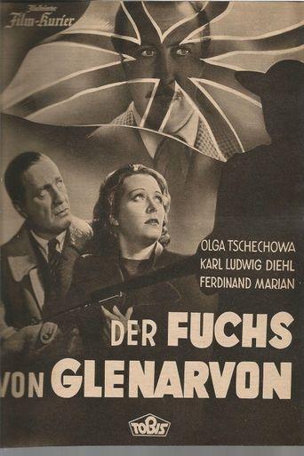 The Fox of Glenarvon Poster