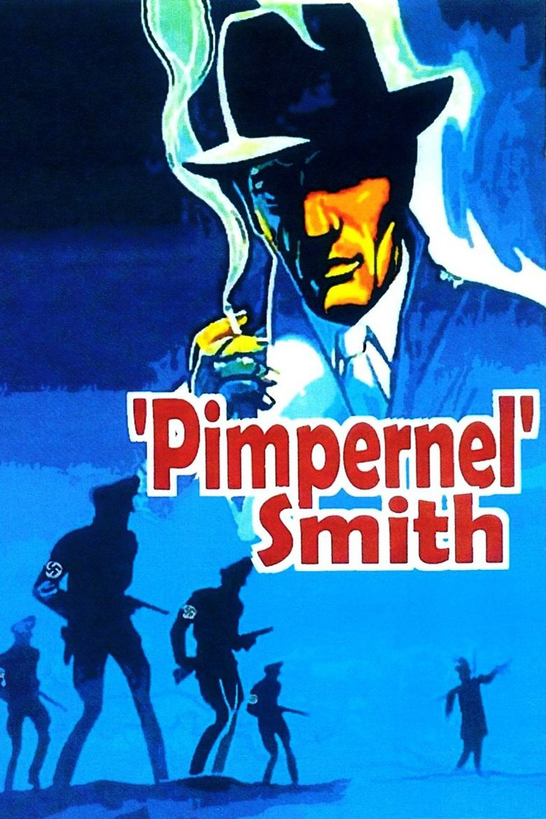 'Pimpernel' Smith Poster