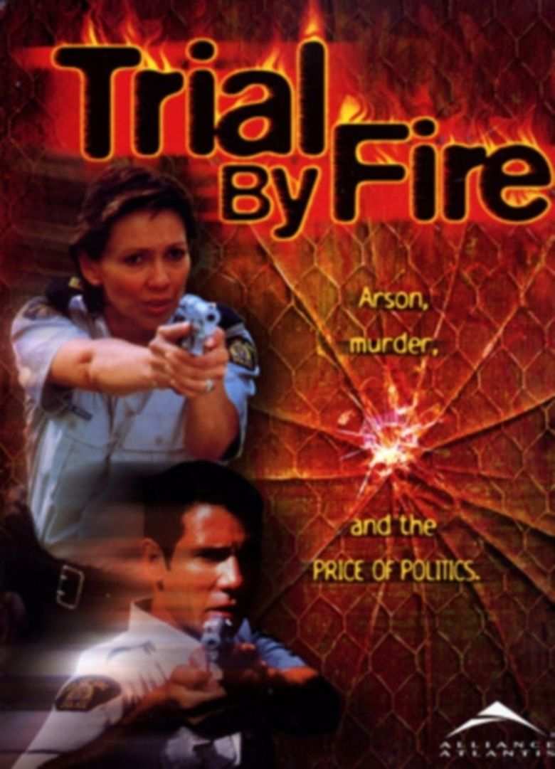 Trial By Fire: A North of 60 Mystery Poster