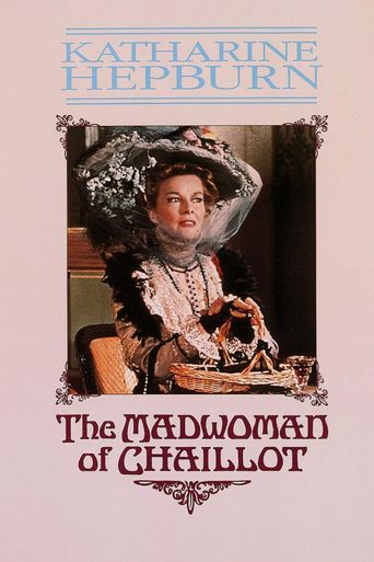 The Madwoman of Chaillot Poster