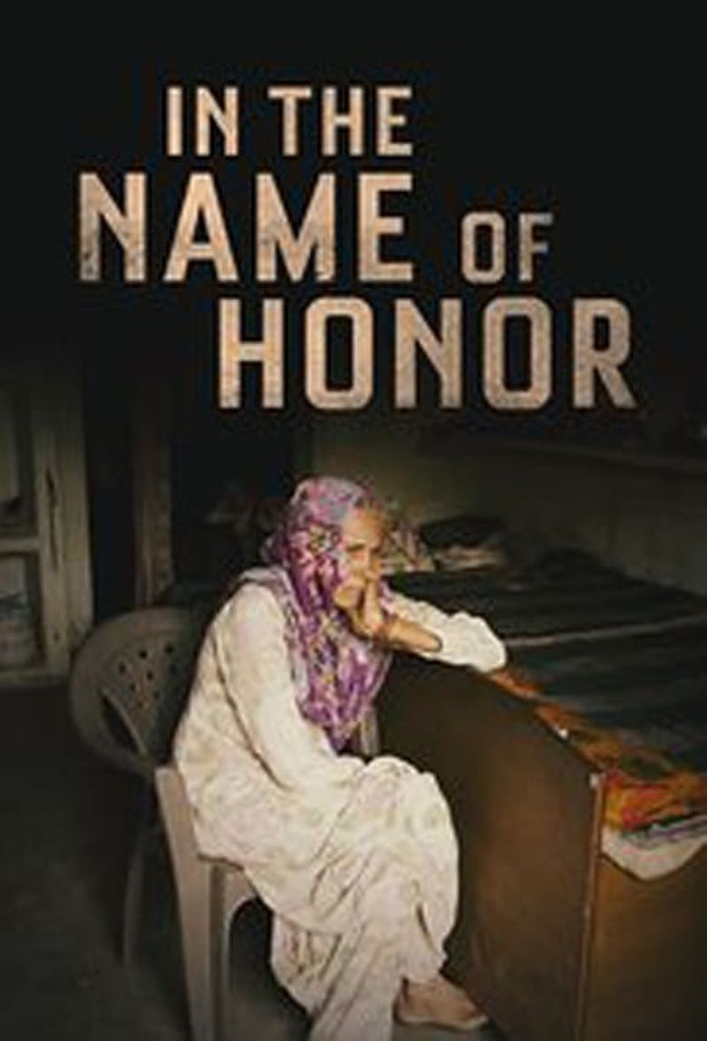 In the Name of Honor Poster