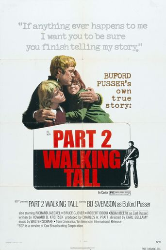 Walking Tall Part II Poster