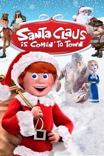 Santa Claus Is Comin' to Town Poster