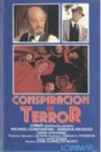 Conspiracy of Terror Poster
