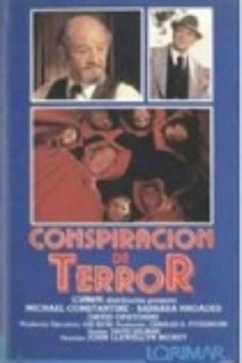 Conspiracy of Terror Poster
