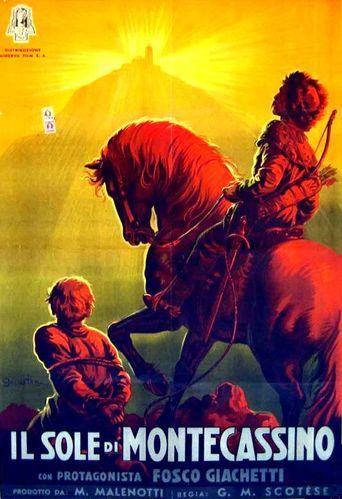 Il sole di Montecassino Poster