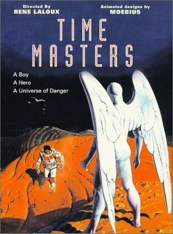 Time Masters Poster