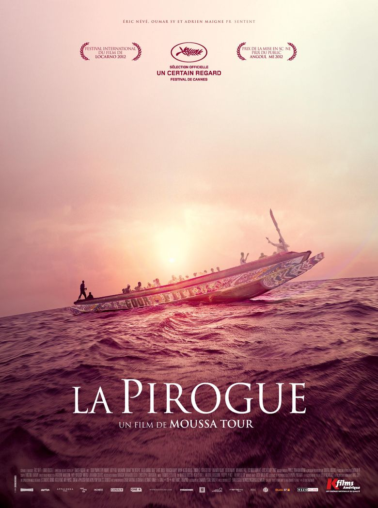The Pirogue Poster