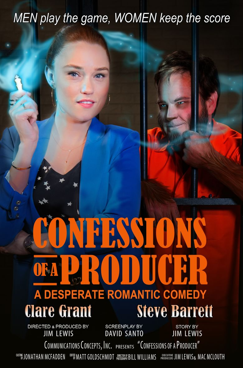 Confessions of a Producer Poster