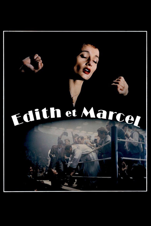 Édith et Marcel Poster
