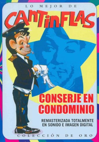 Conserje en condominio Poster