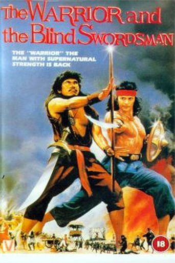 The Warrior and the Blind Swordsman Poster