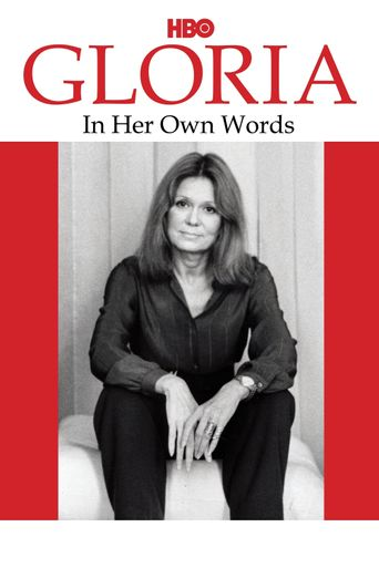 Gloria: In Her Own Words Poster