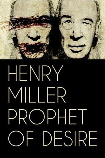 Henry Miller - Prophet der Lüste Poster