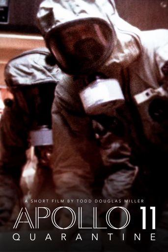 Apollo 11: Quarantine Poster