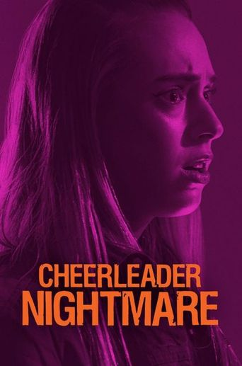 Cheerleader Nightmare Poster