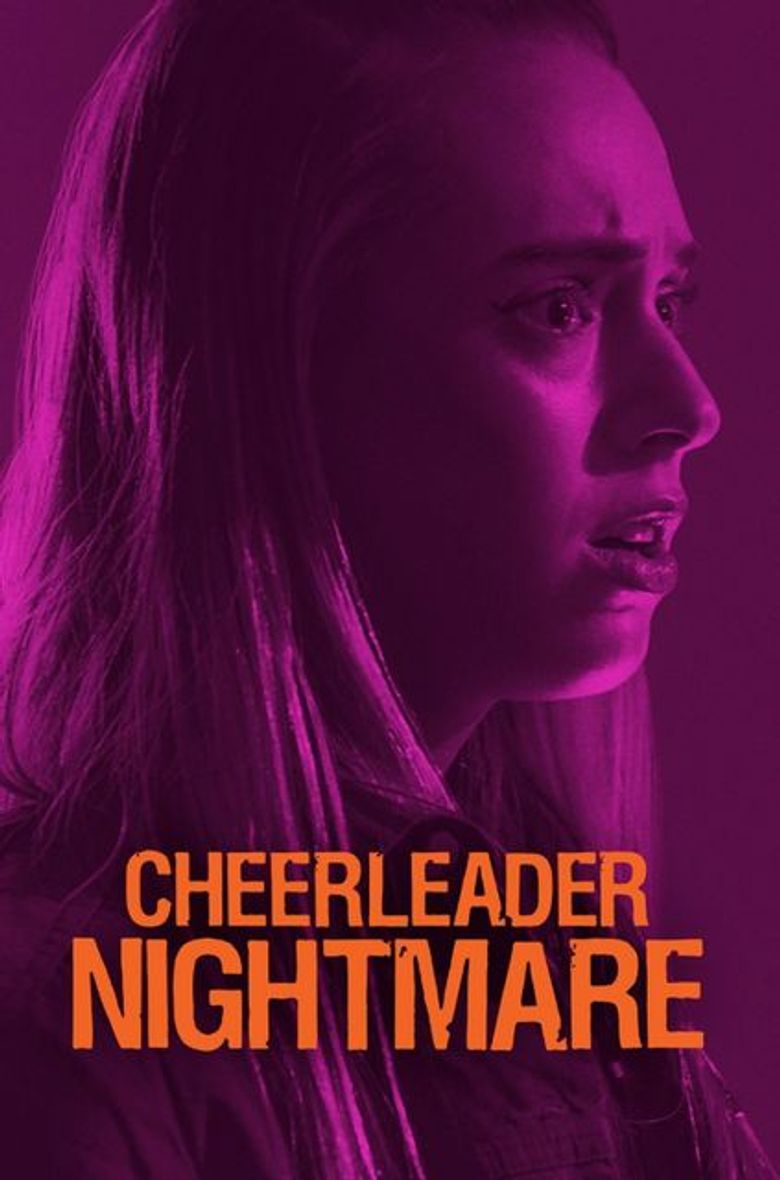 Cheerleader Nightmare Poster