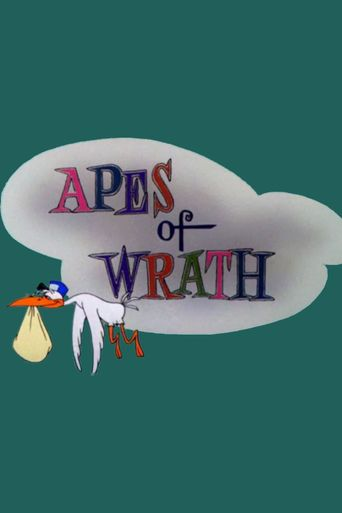 Apes of Wrath Poster