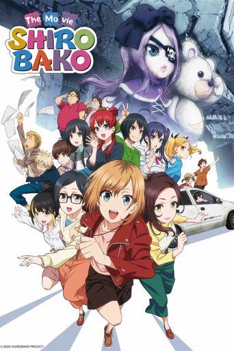 Shirobako Movie Poster