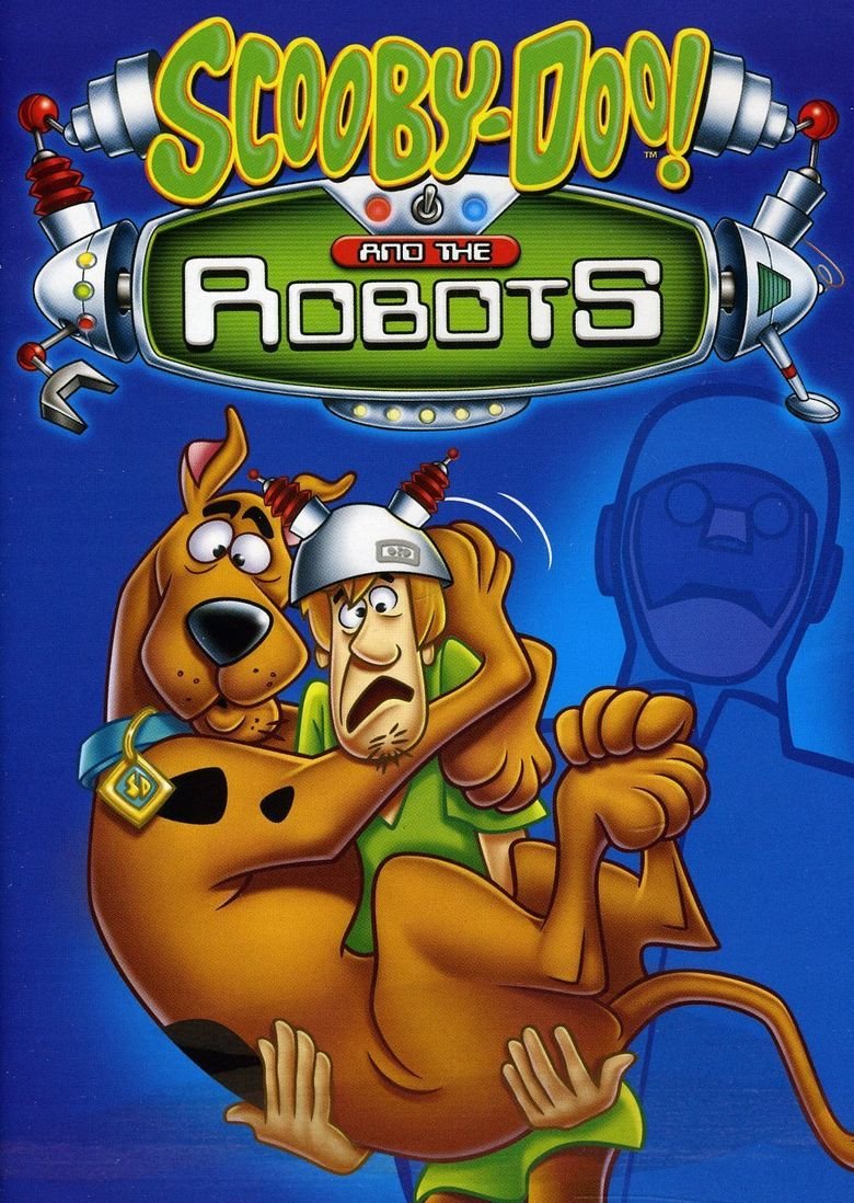 Scooby-Doo! and the Robots Poster