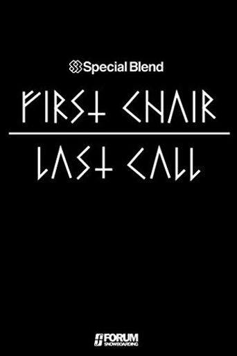 Special Blend: First Chair, Last Call Poster