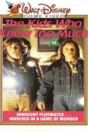 Kids Who Knew Too Much Poster