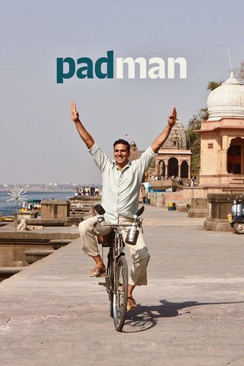 Watch Padman