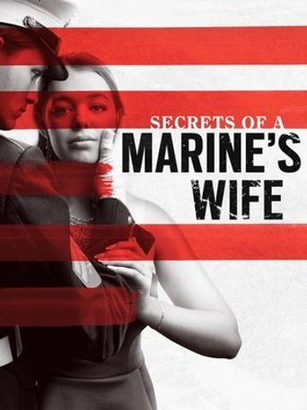 Secrets of a Marines Wife Poster