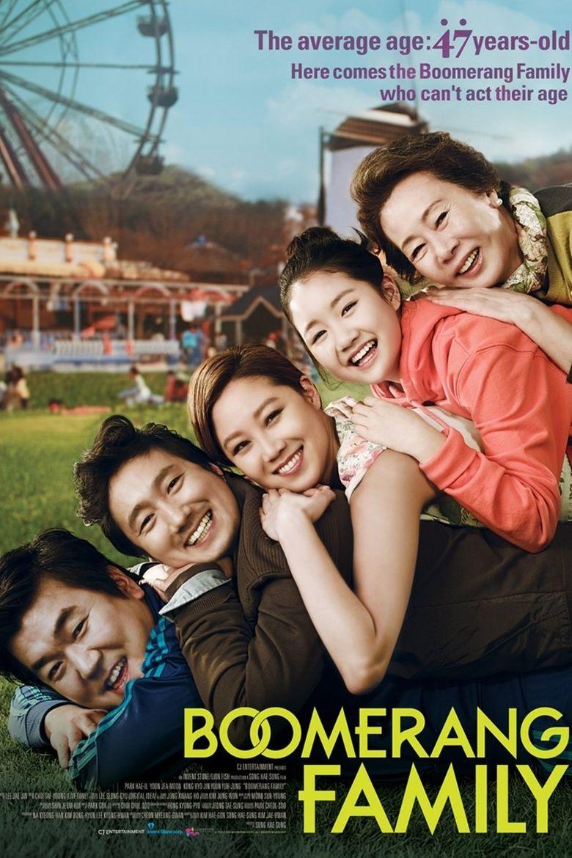 Boomerang Family Poster