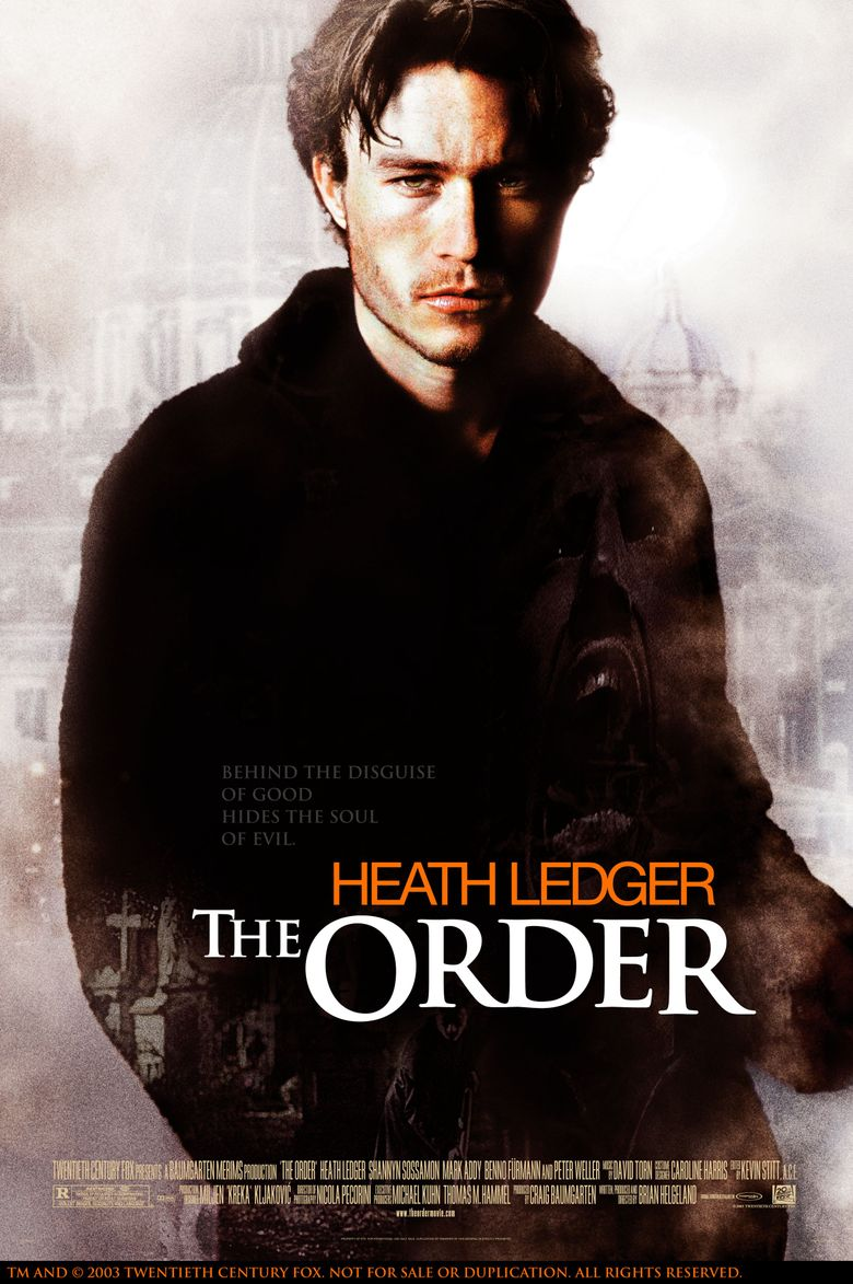 The Order Poster