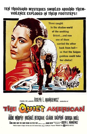 The Quiet American Poster