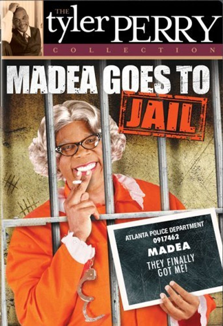 Madea Goes to Jail - The Play Poster