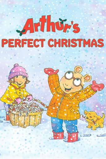 Arthur's Perfect Christmas Poster