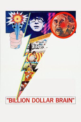 Billion Dollar Brain Poster