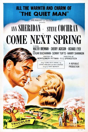 Come Next Spring Poster